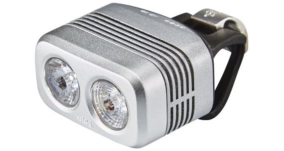 Knog Blinder Outdoor 400 Frontlicht weiße LED silver